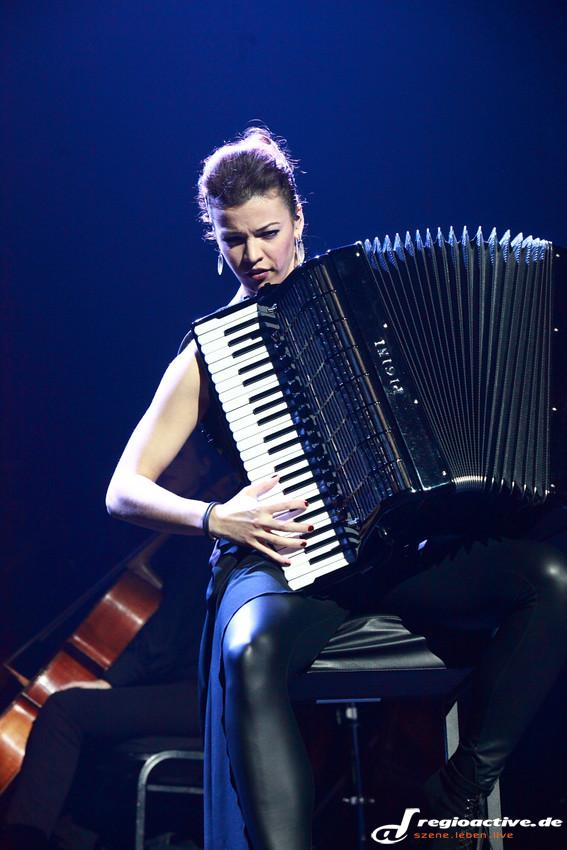 Ksenija Sidorova (live bei der Night of the Proms in Köln, 2014)